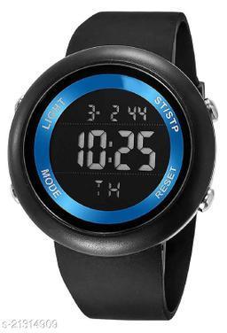 Digital Imported Blue 222 Digital Sports Watch For  Boys-Mens