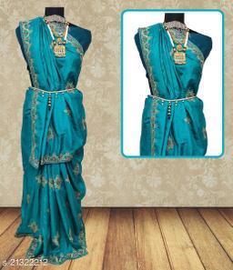 Fancy Dola Silk Saree