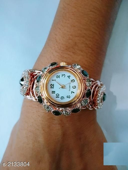 Stylish Brass Women's Watch