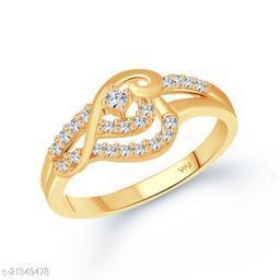 Shimmering Chunky Rings