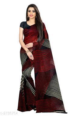 Attractive Women's Saree