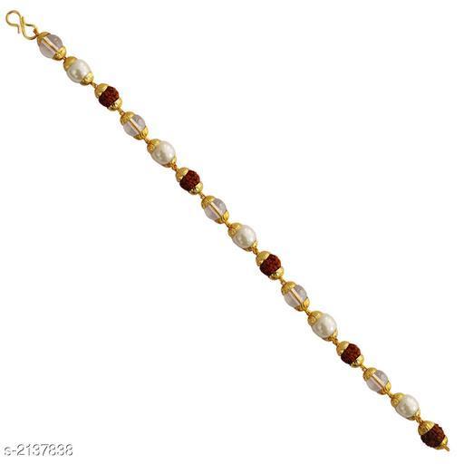 Designer Rudraksha Men's Bracelet