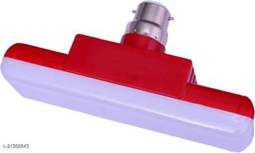 Stark Creations Onlite L8118 100w Extra Bright White Rechargeable Emergency Light Bulb CFL Led Tube Bulb Torch Emergency Light - 100 Watt - 5000Mah Battery