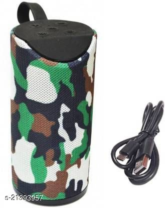 Rsfuture Best tg 113 mini dynamite thunder sound Wireless Bluetooth Speaker k*&(Assorted-Colour May Very)