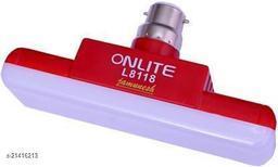 Gallery Hub Onlite L8118  Emergency Light Bulb Emergency Light  - 100 Watt - 5000Mah Battery