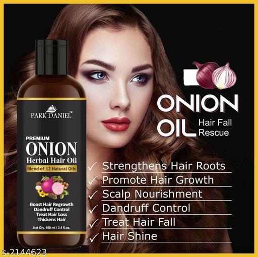 Onion Herbal Oil Single Piece