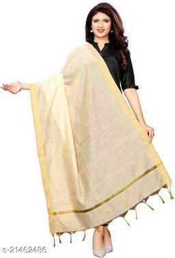 Cotton Silk Stylish Dupatta