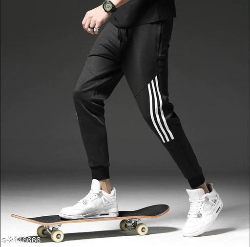 Voguish Polyester Men's Track Pant