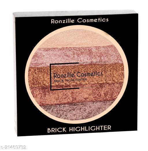 Ronzille Shimmer Brick Highlighter ( 01 NO )