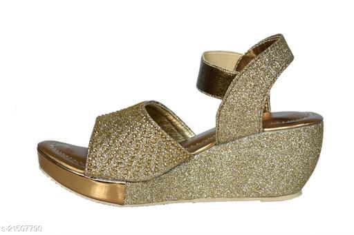 Girls Attractive Part Wear Heels Sandals