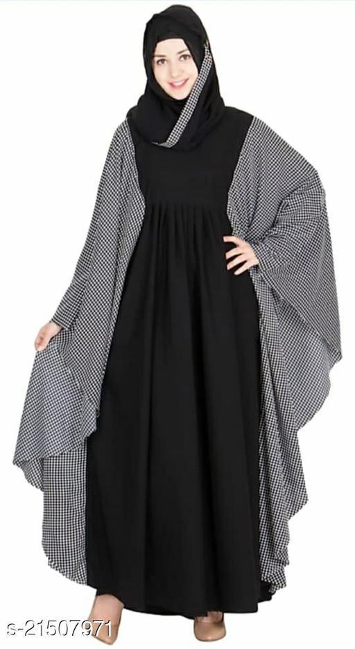Modern Women Muslim Wear Abayas