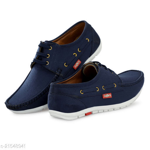 Men's Stylish Lace Up Loafers shoes