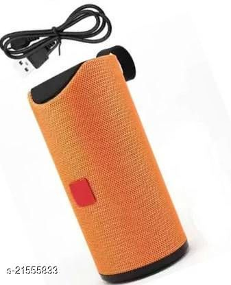 Rsfuture Best TG-113 Super Bass Splash-Proof Bluetooth Speaker with Inbuilt Mic *&@(Assorted-Colour May Very)