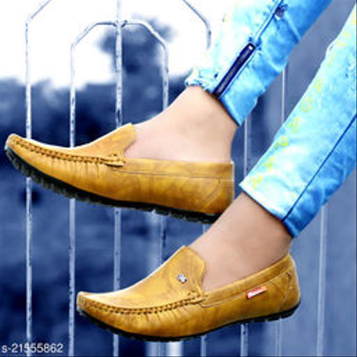 Men's Stylish Synthetic Leather