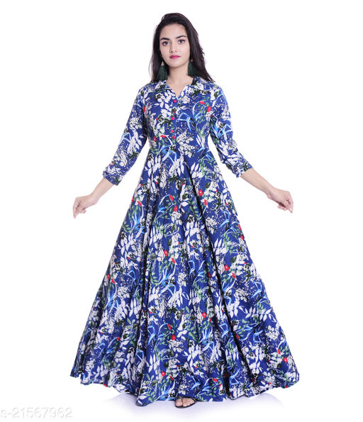 Trendy Rayon Women Dresses