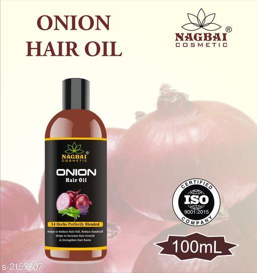 Nagbai Onion Herbal Hair Oil