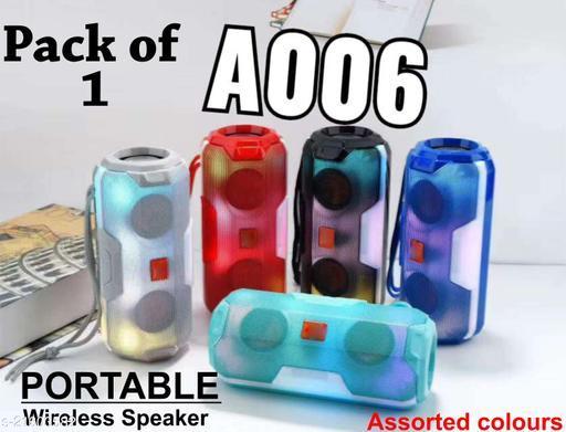 A006 Portable wireless Speaker Blueooth speaker jbl speaker sony speaker bose speaker jbl speaker bluetooth speaker with mic