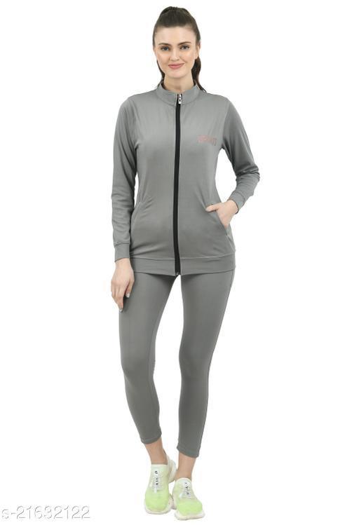 Yogyata Women's Stylish  Track Suit  For Casual