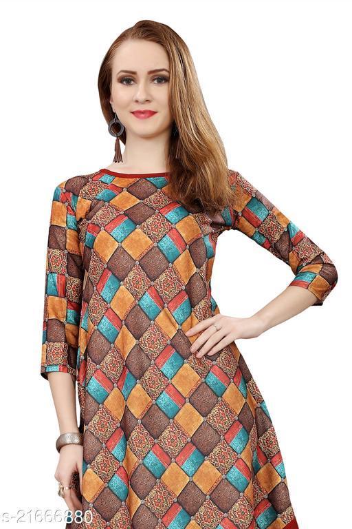 Tennecy Women Stylish Fancy Western Dress one