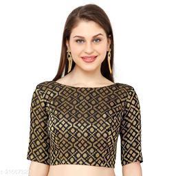 Heavy Blouse For Women Black (Free Size)