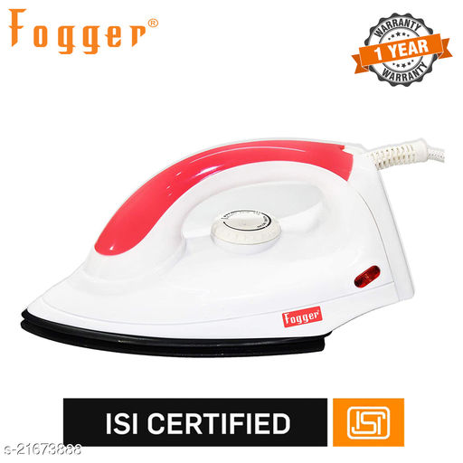 Fogger Non-stick Star Pink Dry Iron