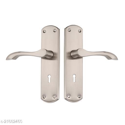 EVOTECH 8 inch Mortise Handle Set,65mm Brass Lock Body,3 Keys,6 Lever Double Stage Lockset-Ky