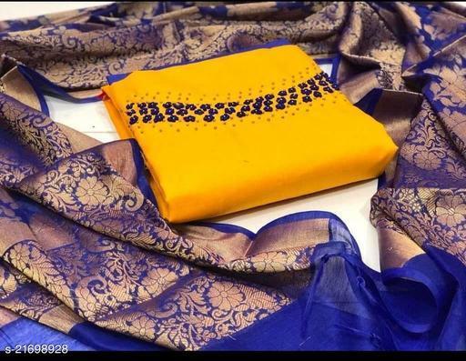 Charvi Refined Semi-Stitched Suits