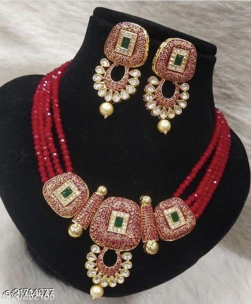 Crystal Jewel Set