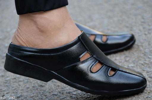 Trendy Men's Classy Synthetic Sandals