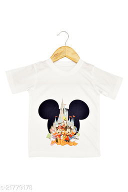Tinkle Fancy Boys Tshirts