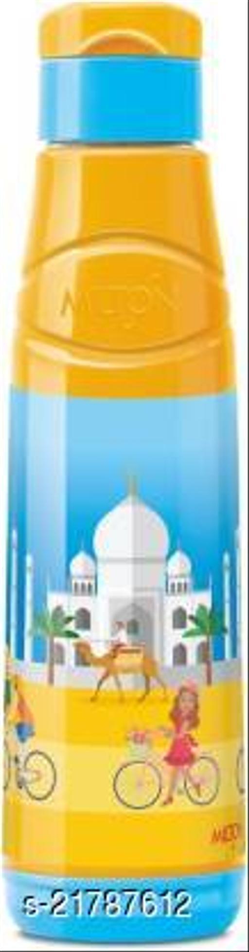 Milton Kool Fun 900 School Water Bottle for Kids, 704 ml, Yellow
