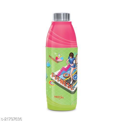 Milton Kool N Sporty 900 ML Plastic Water Bottle, Green