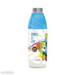 Milton Kool N Sporty 900 ML Plastic Water Bottle, Grey