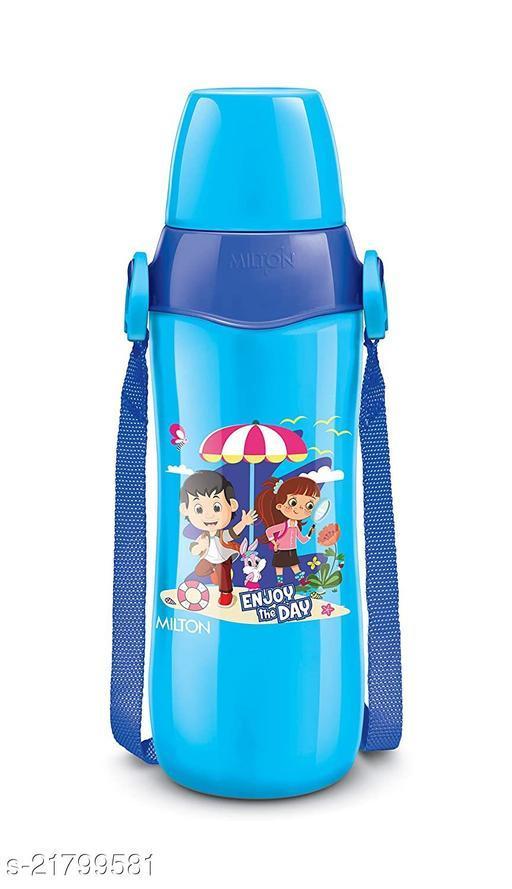 Milton Steel Whizz 900 Insulated School Kids Bottle with Inner Steel, Blue