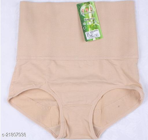 HEAVEN  FASHIONWomen's Shapewear Grip Wire No Rolling Down Tummy Tucker