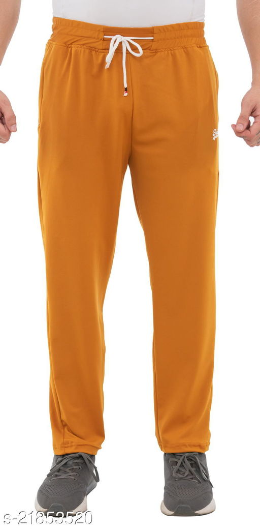 Arman collection Summer Solid  4way lycra Tracpants For Men's