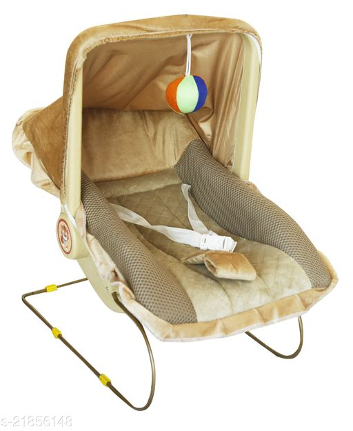 EVOHOME 12 in 1 Premium Carry Cot Cum Bouncer Feeding Chair, Baby Carrier, Baby Chair, Rocker, Baby Bath Tub, Carrying, Bouncer, Storage Box&Baby Swing with Mosquito Net Storage Boxes Feeding Swing