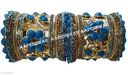 Chuda Bangles Set _Aapeshwar Brand ( 6 bangles in 1 set)