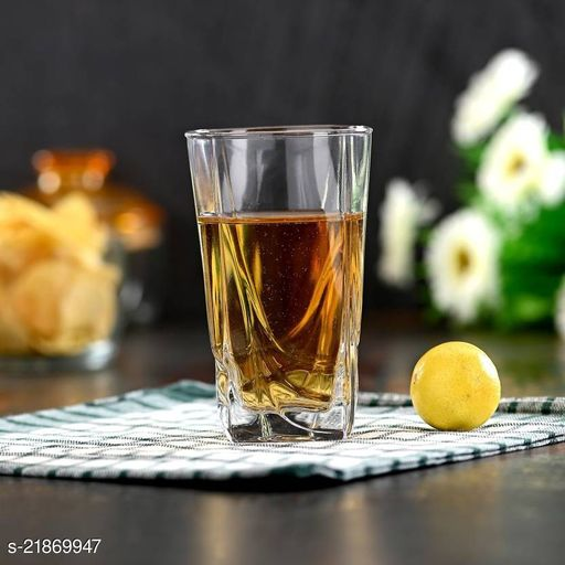 Somil Multi-Purpose Beaver Tumbler Drinking Glass -Rw56