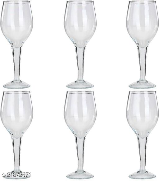 Somil Royal New Style Red Wine Glass Set Of Six-AA8