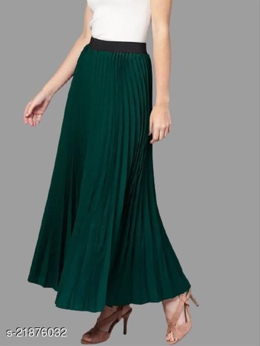 Ravishing Trendy Women Western Skirts