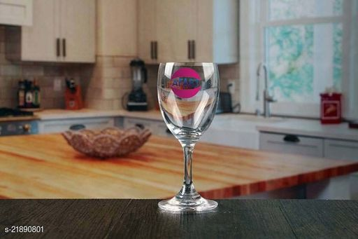 Somil Royal Clear Wine/ Juice Glass, 120Ml, One Psc- BN13