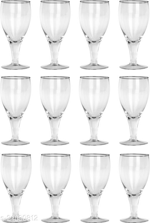 Somil New Style Red Wine Glass Set Of 12