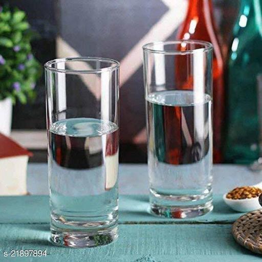 Somil Multi-Purpose Beaver Tumbler Drinking Glass (Set Of 2 )-Rw24