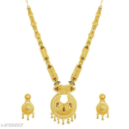Sizzling Chunky Women jewellery set