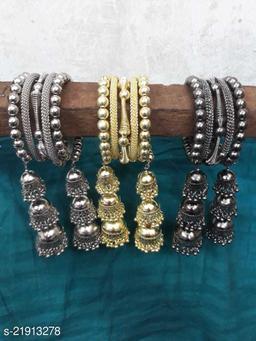 Latest Fancy Bracelet for Girls and Women (Pack of 3)