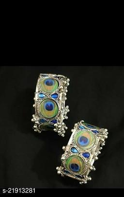 Latest Fancy Multicolor Bracelet for Girls and Women (Pack of 2)