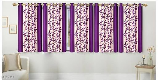 Voguish Stylish Curtains & Sheers