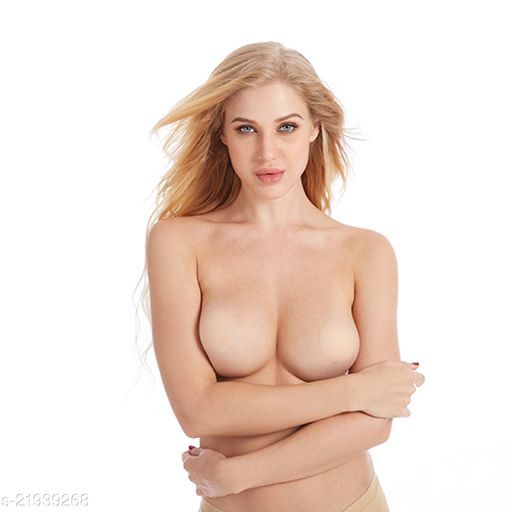 Women's Padded Silicon bra