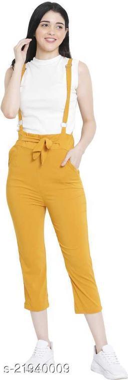 Wia Fashion Fancy Attractive Stylish Dungaree